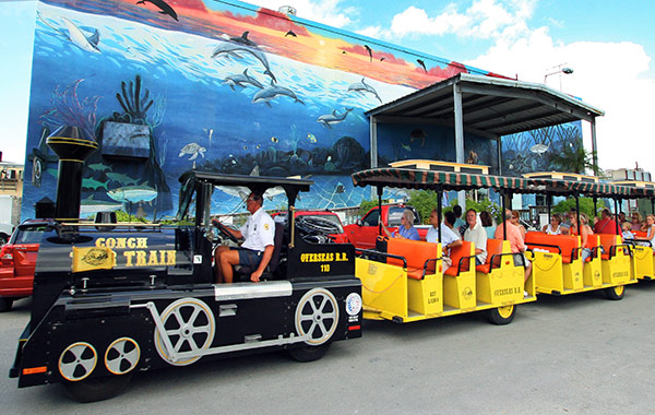 Key West Conch Train Tour