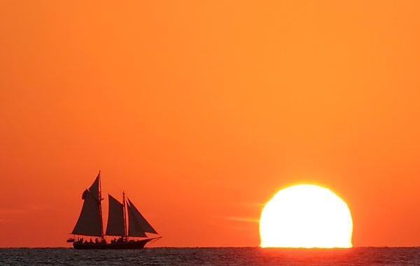 Mallory Square and Sunset Celebration at Florida