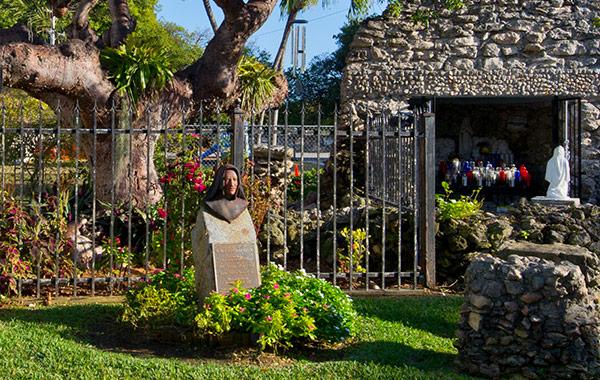 Our Lady of Lourdes Shrine Florida