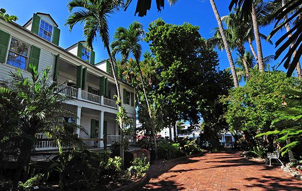 Audubon House & Gardens at Florida
