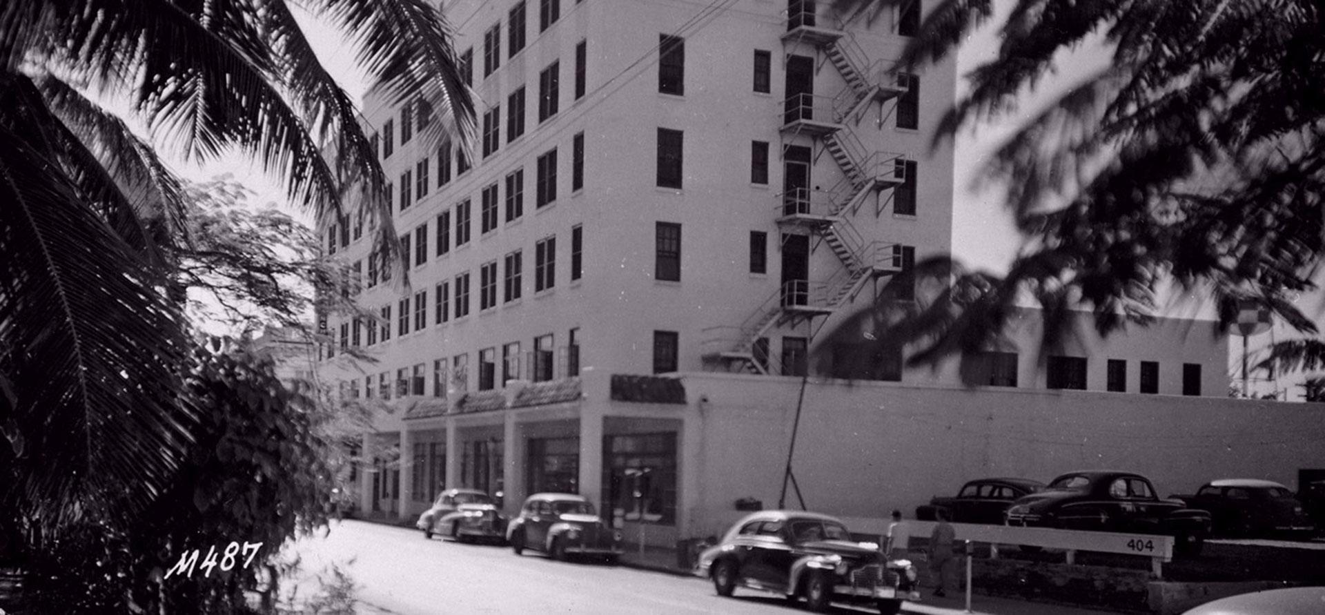 Key West Historic Hotels Landmarks La Concha Hotel Spa