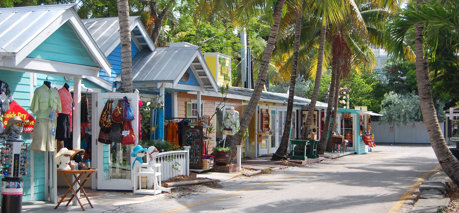 Shopping in Key West Hotel