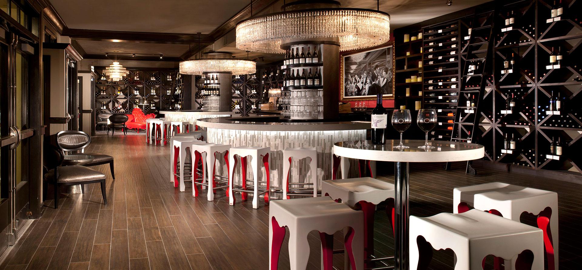 Wine Bar in La Concha Hotel & Spa, Key West