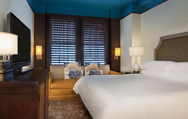 King Room at La Concha Hotel & Spa, Key West