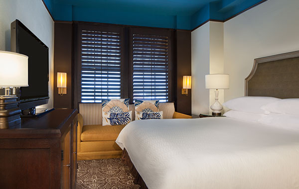 King Room at La Concha Hotel & Spa, Key West