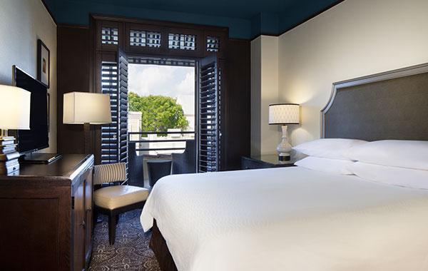 La Concha Hotel & Spa,Florida - Deluxe King Balcony Suite