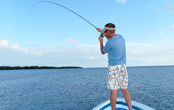 Key West Back Country Flats fishing