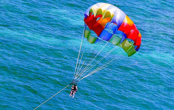 Key West Parasailing at Florida