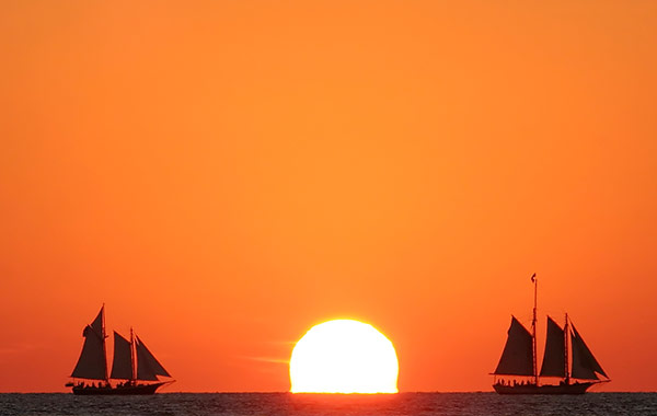 Key West Sunset Sailing Tours